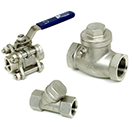 Strainer Ball Valve Accessories